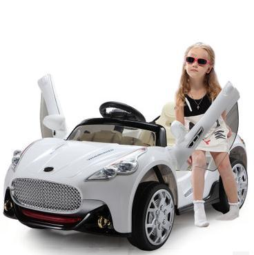 kids ride  carskids electric car  dual motors baby