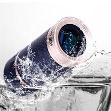 KINGOPT 6X21 Nový širokoúhlý HD teleskopický zrcátko Dusík plnitelný nepromokavý kovový teleskopický zrcadlo Přenosný cestovní nástroj