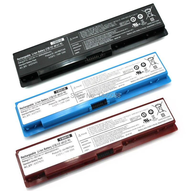 Laptop Battery N310 NP-N310 NP-NC310 Series AA-PB0TC4B/PB0TC4L/PB0TC4M/PB0TC4R/-PB0TC4T/PL0TC6B For Samsung