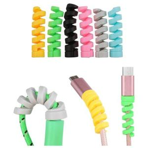 Organizer Holder Clip-Charger Cable-Strip Wire-Cord-Fixer Earphone Management Multipurpose