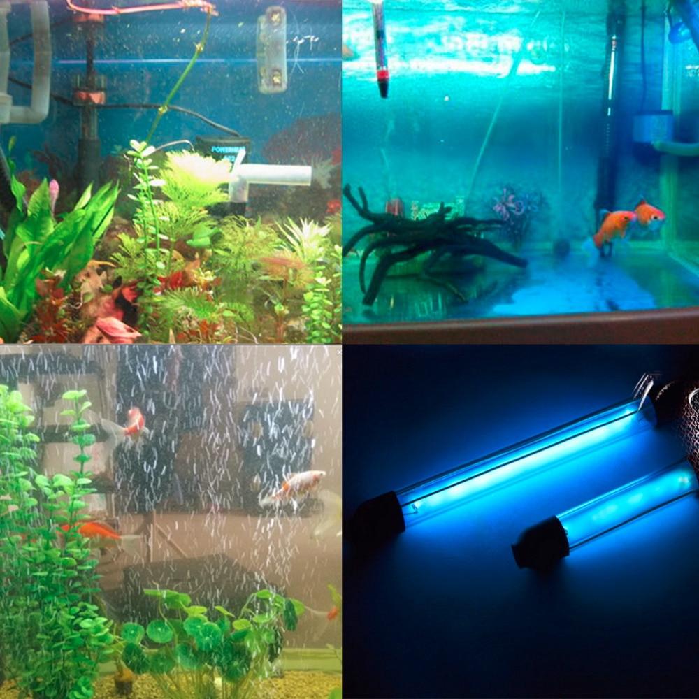Aquarium fish tank external filter ef 1 1000l h - 2017 High Quality 1pcs 15w 3 7m Ip68 Waterproof Aquarium Fish Tank Uv Light Uv Sterilizer