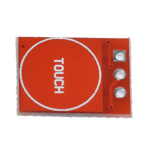 Image 2 - 10PCS TTP223 Touch Key Switch Module Touching Button Self Locking/No Locking Capacitive Switches Single Channel Reconstruction