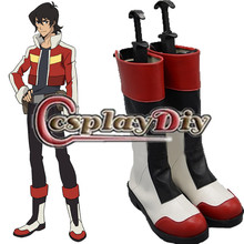 Cosplaydiy Custom Made Legendary Defender Keith Shoes Adult Men Halloween Cosplay Shoes