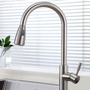 Kitchen Basin Faucets Single H