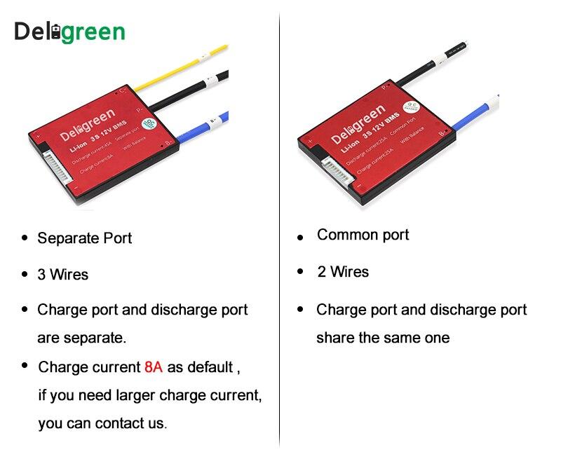 Deligreen 7 s 16A25A35A45A60A 24 v PCM/PCB/BMS für 3,7 v lithium ...