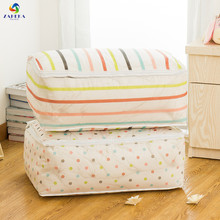 EIEYO Foldable Storage Bag Clothes Blanket Quilt Cover Cases for clothes Closet Sweater Organizer Box Pouches container