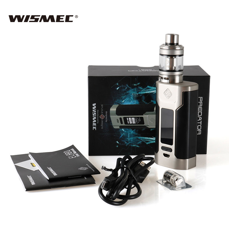 Original Wismec sinuous p228 With Elabo Kit sinuous p228 Mod Box Elabo Tank Powered by Replaceable 18650 Battery e-cigaretteOriginal Wismec sinuous p228 With Elabo Kit sinuous p228 Mod Box Elabo Tank Powered by Replaceable 18650 Battery e-cigarette