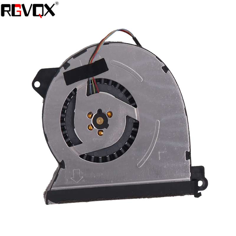 Купить с кэшбэком New Laptop Cooling Fan For ASUS TX201 TX201LA TX201LAF Original P/N KDB0505HC CPU Cooler Radiator
