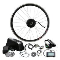 48V16A LG 1000 W Ebike Бесщеточный концентратор мотор с LCD900 электрический велосипед 26 700C шина Электрический велосипед E Bike Conversion Kit