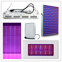 120W 1600W Full Spectrum LED Plant Grow Light Lamps For Flower Plant Veg Hydroponics System Grow