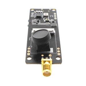 Image 5 - עבור TTGO T כתב עת ESP32 מצלמה מודול פיתוח לוח OV2640 fisheye עדשת SMA Wifi 3dbi אנטנה