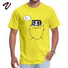 Simple Style Sheriff Sleeve Tops Shirt Summer Fall Gift Ideas Fabric Men T Shirts Design Tee-Shirts Slim Fit