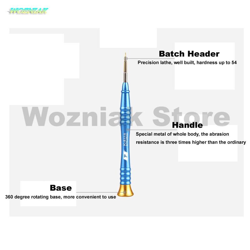 Wozniaki poltdraiver IPhone5 5s 6 6s 7 pluss Kruvikeerajate - Tööriistakomplektid - Foto 2