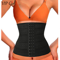 Mulheres shaper do corpo de emagrecimento cueca corset firm controle seamless pós-parto banda barriga espartilho preto Sexy shaper corsets