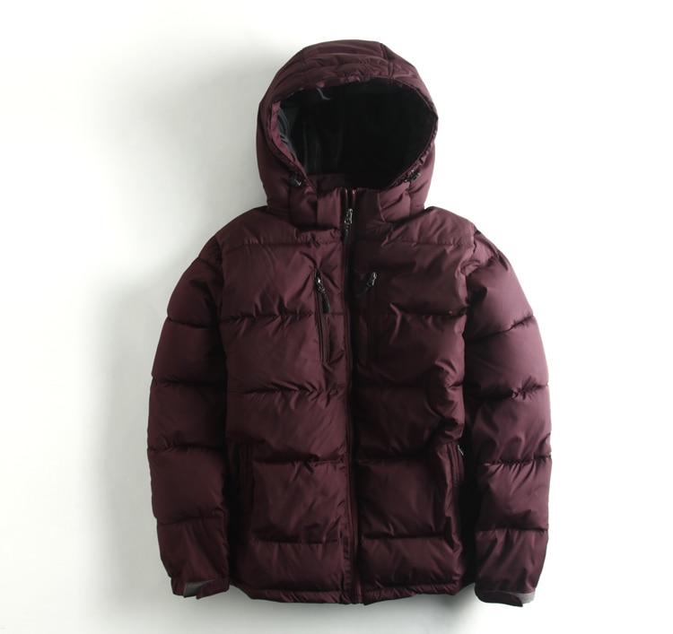 2016 Winter Jacket Men Parka Outwear Men's Warm Jacket Coats Male Stylish Splicing Casual Zipper Jackets