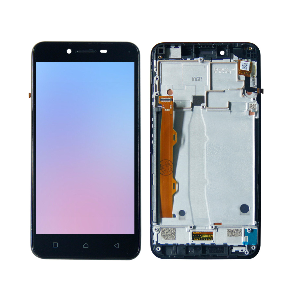 For Lenovo vibe k5 A6020A40 LCD Screen Display Touch Panel Digitizer Assembly with Frame Repalcement PartsFor Lenovo vibe k5 A6020A40 LCD Screen Display Touch Panel Digitizer Assembly with Frame Repalcement Parts