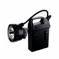 5W LED Lithium Battery Cordless Miners Light Miners Cap Lamp Headlamp Free Shipping