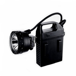 Mining Headlamp Waterproof Flashlight Headlamp LED Mining Light Rechargeable Mining Cap Lamp Fishing Night Lamp for Outdoor