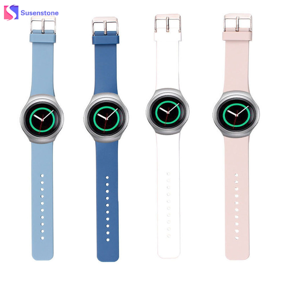 Hot Sale Silicone Rubber Wrist Watch Band Strap For ...