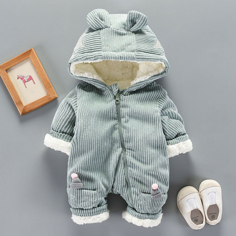 Set, Infant, Jacket, Boys, Winter, Suit