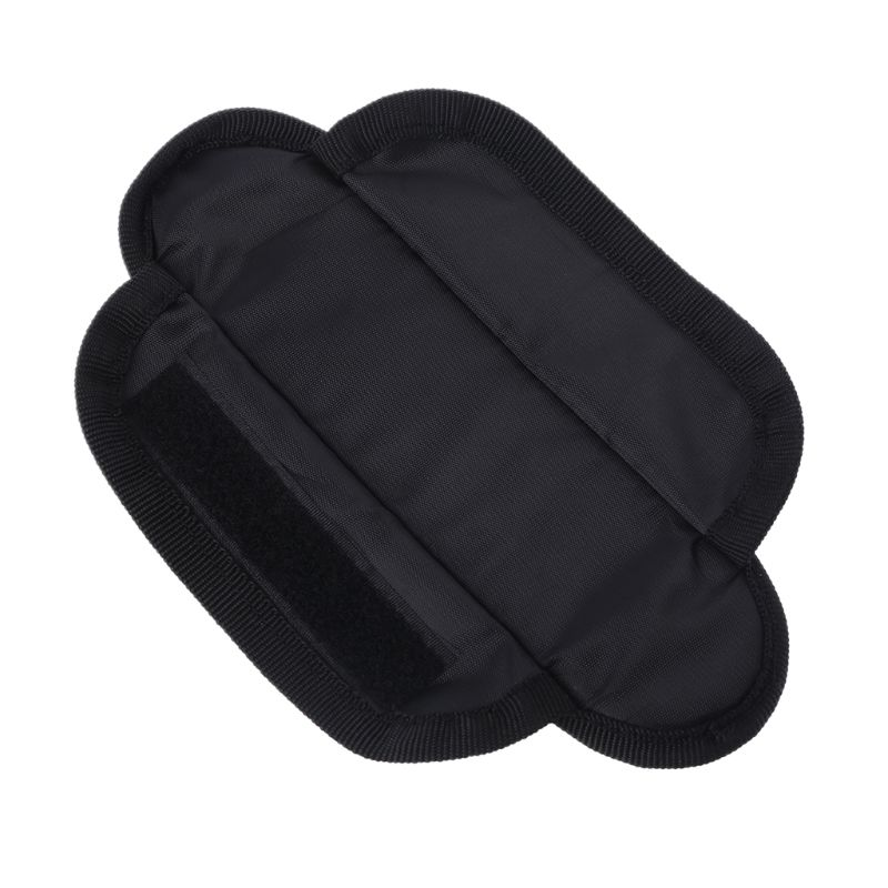 Durable Oxford Cloth Opening Shoulder Strap Belt Cushion Pad Replacement for Travel Computer Bag
