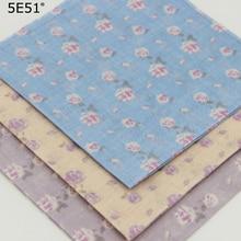 Women  man children handkerchief  cotton 100% /partysu style rose printed 30cm/Many Uses босоножки autonomous kl003 2015 partysu