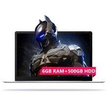 15 6inch 6GB RAM 500GB HDD Intel Apollo Lake N3450 CPU 1920x1080FHD Windows 10 System font