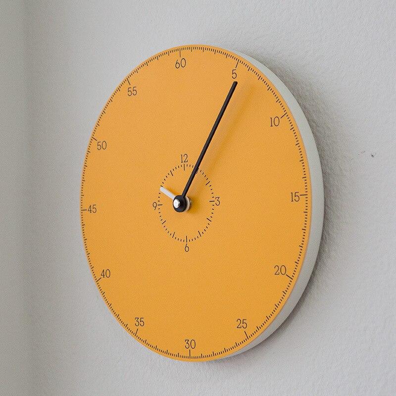 Nordic Wall Clock Simple Modern Design Brief Clocks Minimalist ...