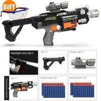 CSGames Soft Bullet Gun Toy Outdoor Fun Sports High Quality Gifts Guns Airsoft Pistol Toy Guns
