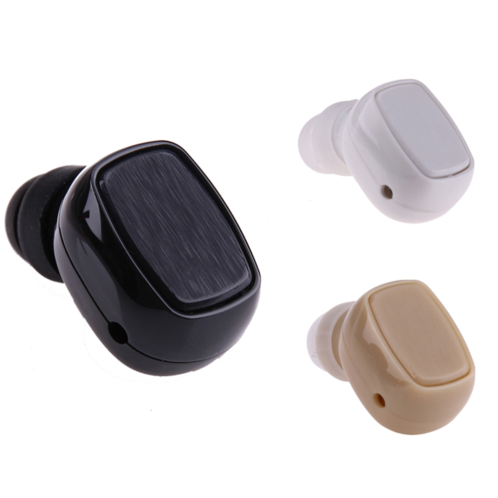 Fashion Smart Earphone Mini Portable Wireless Earpiece Bluetooth 4.1 Earbuds Bluetooth Earphone with MIC Headset