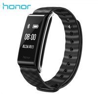 In Stock Original Huawei Honor A2 Smart Wristband 0.96 OLED Screen Pulse Heart Rate Monitor Show Message Refuse Call IP67