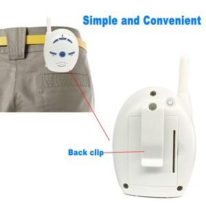 Image 3 - جهاز مراقبة لاسلكية للأطفال الرضع بقدرة 2.4 جيجاهرتز جهاز V20 محمول لصوت الطفل جهاز إنذار للهاتف جهاز إرسال واستقبال مربية للأطفال