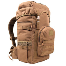 Outdoor Sports Bag Camping Travel Hiking Climbing Pack Multifunction Military Tactical Backpack With MOLLE Bag S219