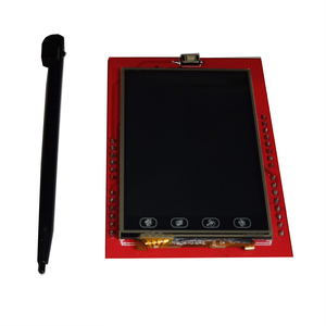 2.4 inch TFT LCD Touch Screen Shield for Arduino UNO R3 Mega2560 LCD Module 18-bit 262,000 Different Shades Display Board