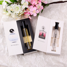 100% Original 12ML Perfumed Women Female Parfum Atomizer Perfumed Men Bottle Glass Fashion Lady Flower Fragrance Perfumed