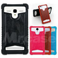 Newest Universal Soft cover Silicon+PU Case Back Cover For For Highscreen Zera S Power,for Highscreen ICE 2,Gift N03