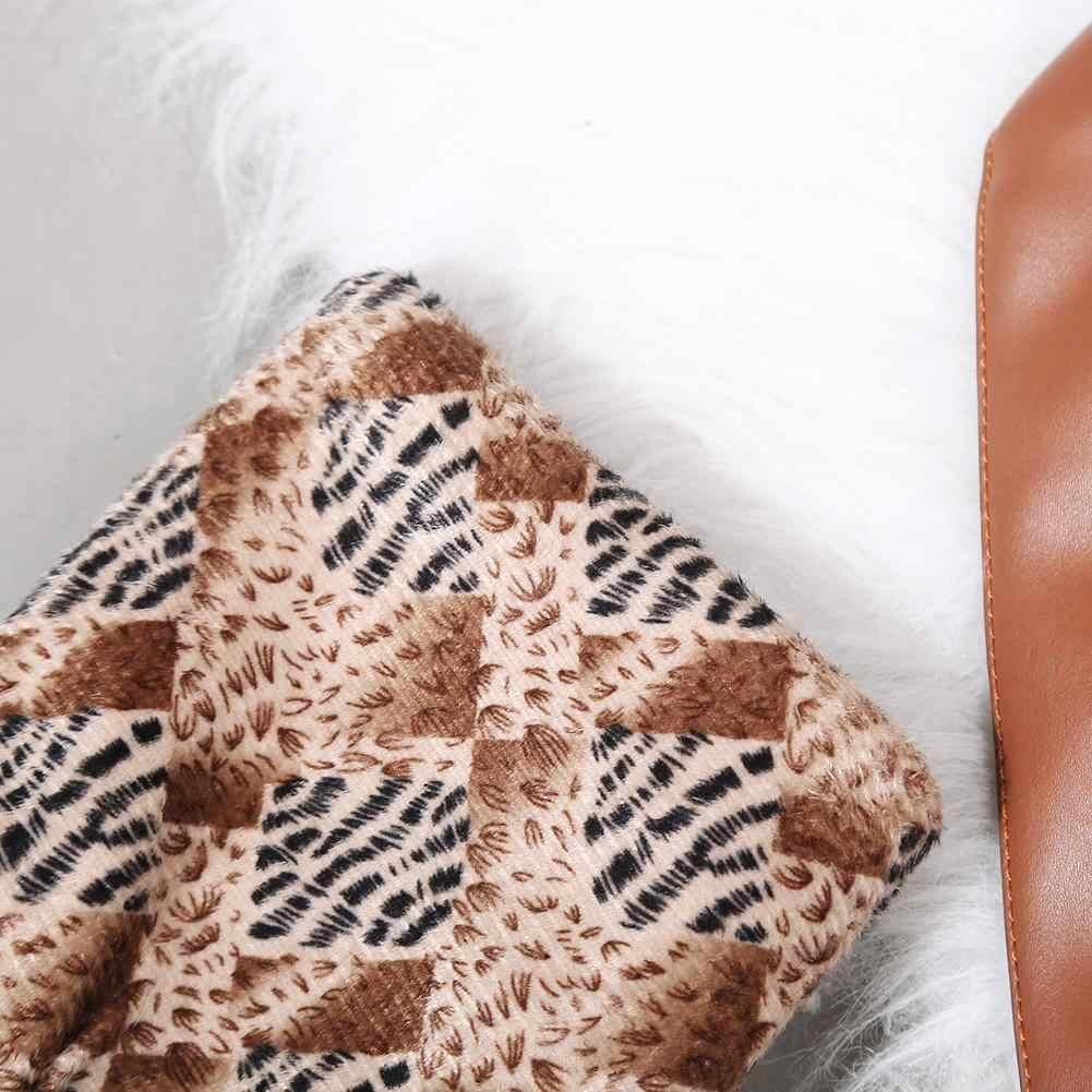 BONJOMARISA Kadın Marka Artı Boyutu 33-48 Patent Pu Diz Üzerinde Uyluk Yüksek Çizmeler Kadın Kış Yüksek Topuklu parti ayakkabıları Kadın