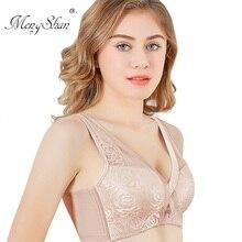 brassiere plus size bra Fat mm Bra Zero-binding Comfortable Underwear 200 Kinds New large without steel women