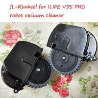 Original Left Right Wheel For ILIFE V5S PRO Robot Vacuum Cleaner Parts