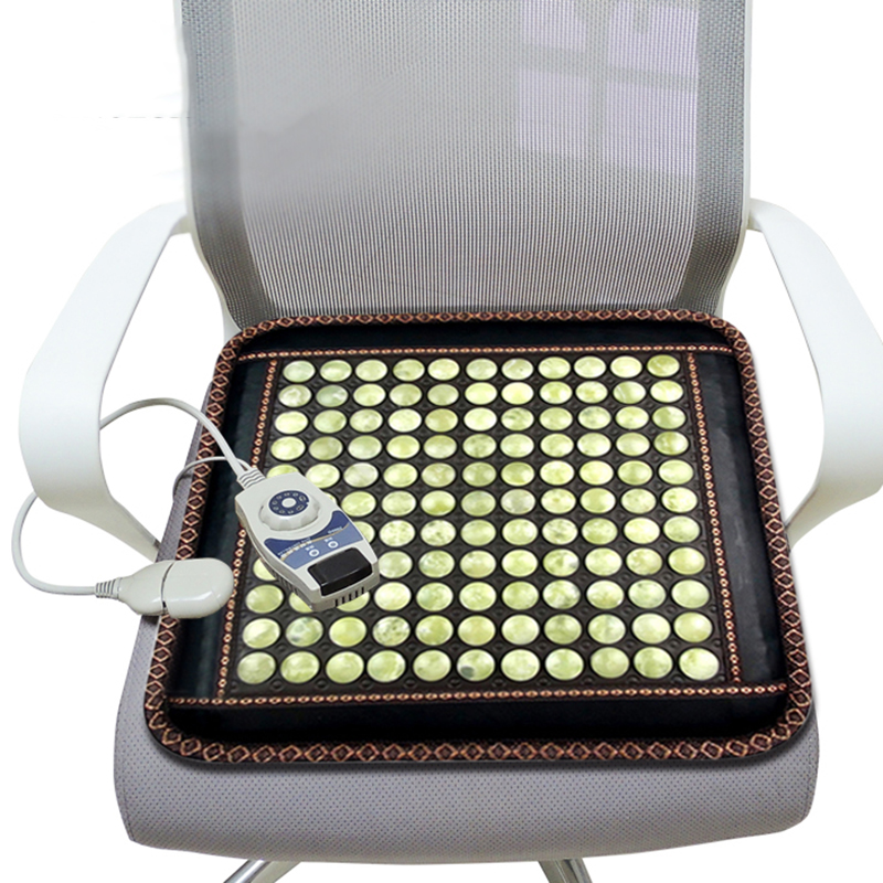 Multi-function jade electric heating cushion cushion beautiful buttock physical