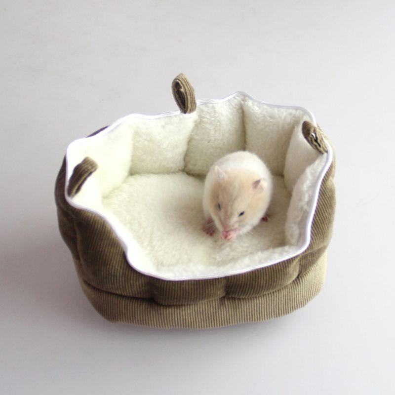 Pet Nest Velvet Hanging Sofa Bed Hammock for Ferret ...