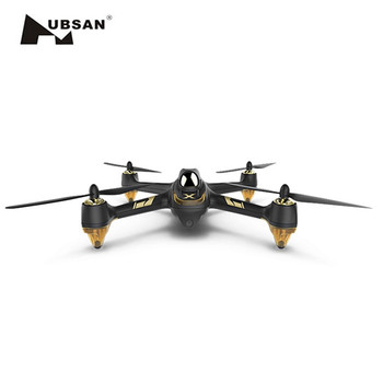 HUBSAN X4 AIR H501A RC Drone BNF Brushless WiFi FPV 1080P HD / Point of Interest / GPS Follow Me Mode RC Quadcopter Helicopter