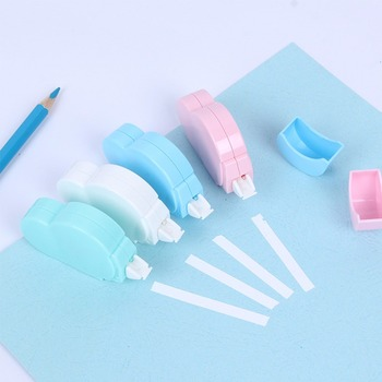 5m Cloud Mini Correction Tape Sweet White Out Stationery School Office Supply Correction Tapes