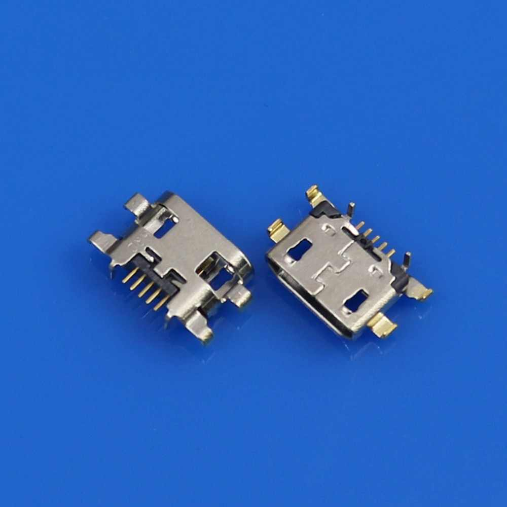 JCD Micro USB Jack Charging Socket Port Connector replacement repair parts for lenovo K5 note for redmi 5 plus for Meizu M6