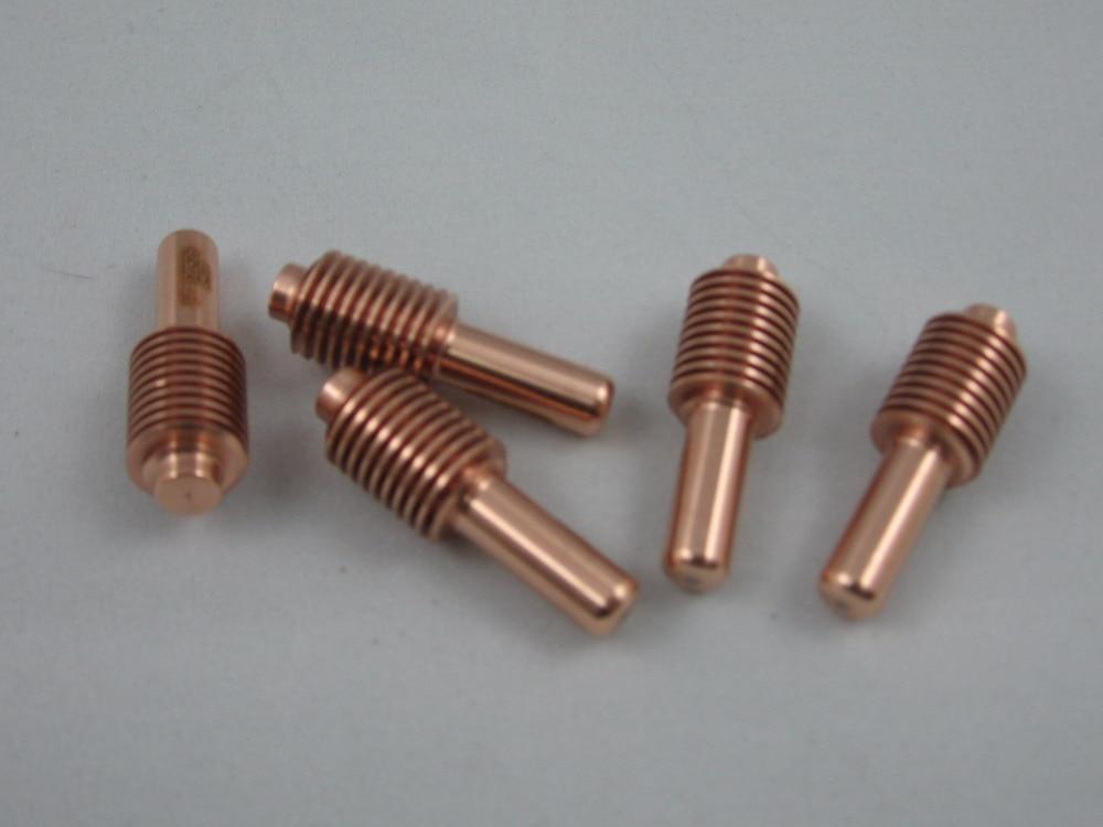 120926 Electrode 40 pcs per lot, for Plasma Cutting Consumables  цены