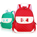 Cool Baby Girl's School Bag Waterproof School Backpack Schoolbags For Girls Children Bow School Bag Girl High-quality