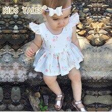 2017 Girl Clothes Girls Dress Summer Girls Flower Dress Princess Kids Fashion children's Dresses Dresses For Girls