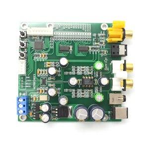 Image 3 - ES9038 OLED Q2M DAC DSD תמיכת מפענח IIS DSD קואקסיאלי סיבי קלט 384 KHz DOP D5 001