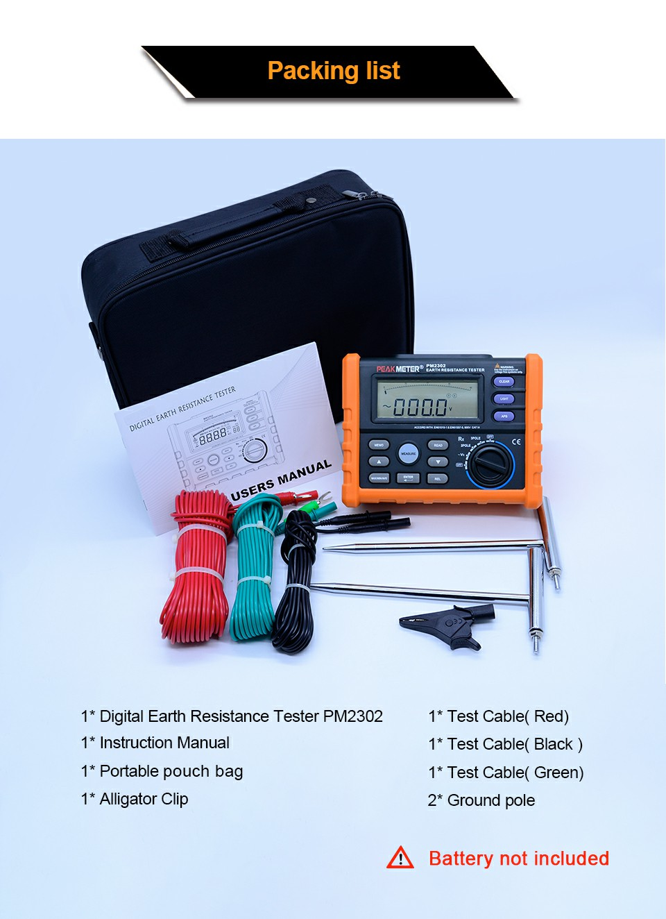 Online Get Cheap Aa Battery Tester Circuit Aliexpresscom Alibaba Digital Ground Earth Resistance Voltage Meter 0 Ohm To 4k 1 We Accept Alipay West Union Tt All Major Credit Cards Are Accepted Through Secure Payment Processor Escrow