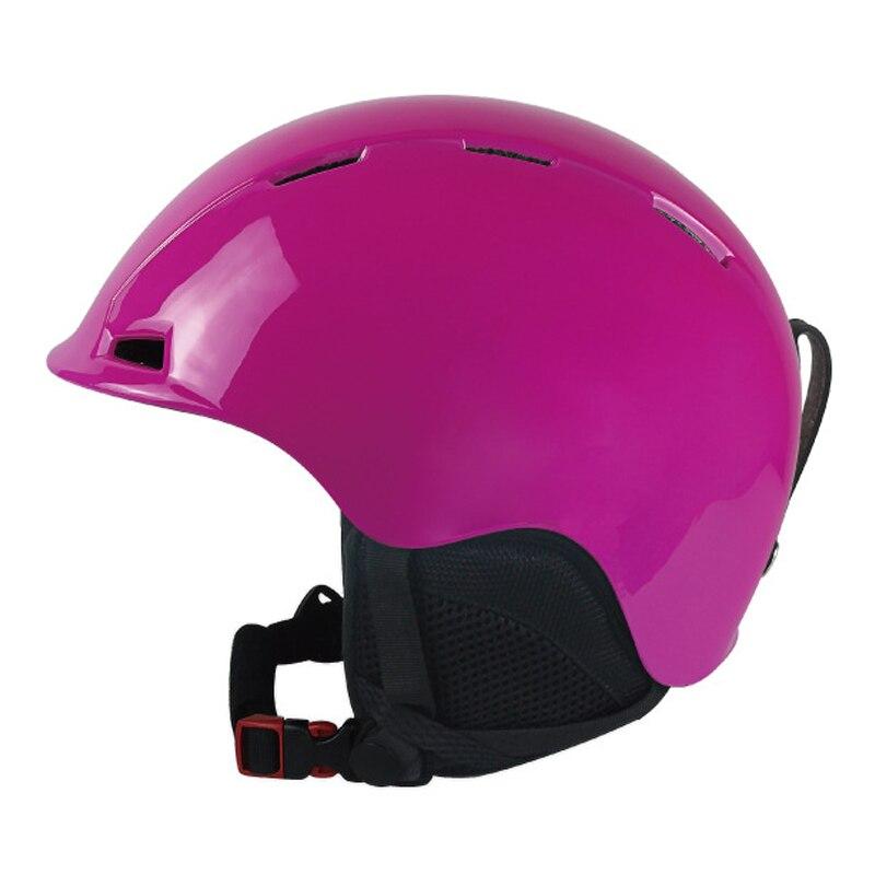 Outdoor Sports CE Certification Ski Helmet Ultralight Skiing Helmet PC+EPS Snow Ski Snowboard Skateboard Helmet 50-61cm